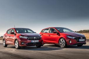 G�nstiger Dacia oder starker Hyundai?