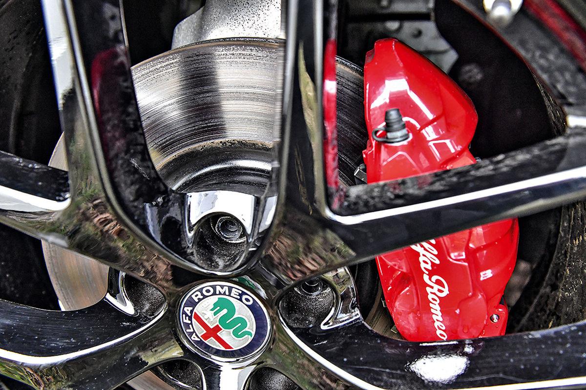 Alfa Romeo Stelvio 2.0 Turbo Q4