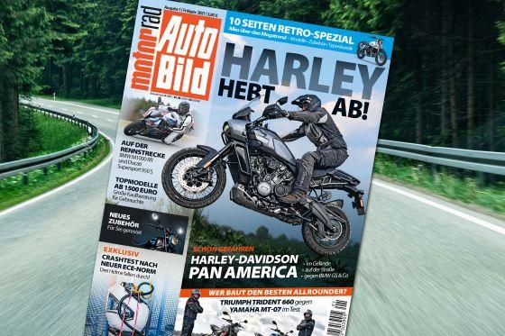 Titel AUTO BILD Motorrad 01-2021