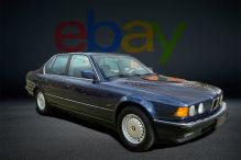 BMW 730i E32  - eBay Montage