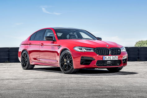 BMW M5 Competition      !! Sperrfrist 17. Juni 2020  00:01 Uhr !!