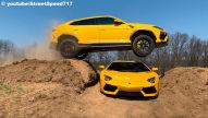 Lamborghini Urus (2021): Stunt