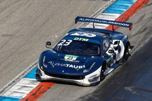 DTM: GT3-Autos,. Speed