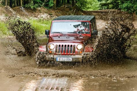 Jeep Wrangler III: Gebrauchtwagen-Test - autobild.de