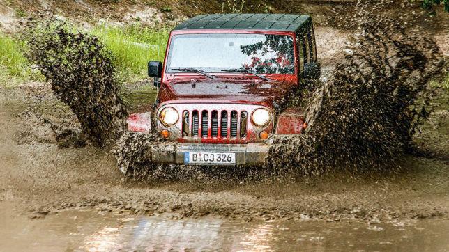 Jeep Wrangler III: Gebrauchtwagen-Test