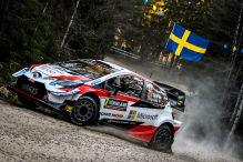 Rallye-WM: Schnee-Rallye