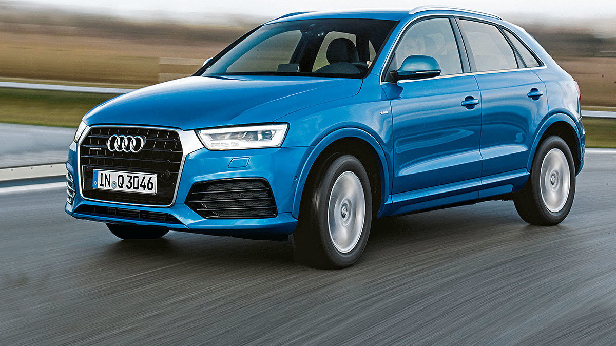 Audi Q3 im Gebrauchtwagen-Check: Stärken und Schwächen