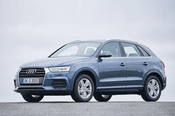 Audi Q3 sport 2.0 TDI