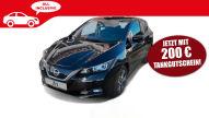 Nissan Leaf e+ (2021): Auto-Abo