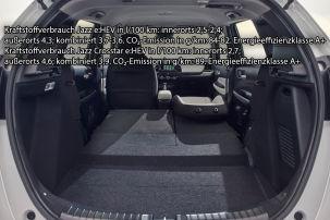 Mit 10 Airbags einer der Sichersten seiner Klasse