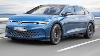 So könnte VWs E-Passat aussehen