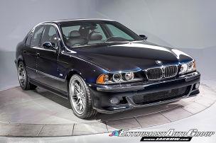 BMW M5 E39 (2003): Neuwagen