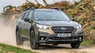 Subaru Outback (2021): Allrad-Kombi im Test