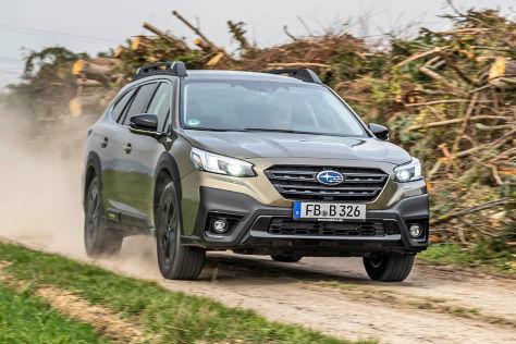 Subaru Outback (2021): Test, Motor, Preis, Kombi, Allrad, 4x4 - autobild.de