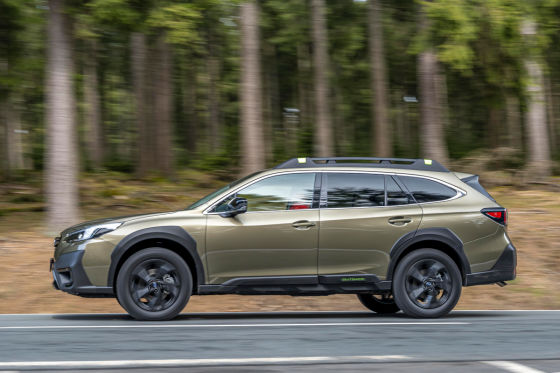 Subaru Outback 2.5i Excl. Cross