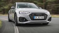 Audi RS 4 Avant (2021): Leasing