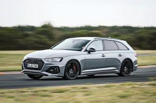 Audi RS 4 f�r g�nstige 499 Euro leasen