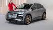 Viel Platz im neuen Audi Q4 e-tron