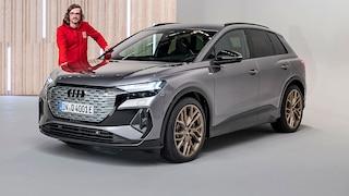 Erster Check im neuen Audi Q4 e-tron