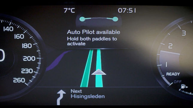 Autonomes Fahren mit Mobileye Drive