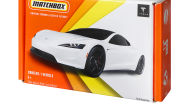 Matchbox (2021): Tesla Roadster