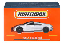 Matchbox Tesla Roadster