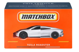 Matchbox (2021): Tesla Roadster