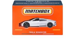 Matchbox zeigt neuen Tesla Roadster