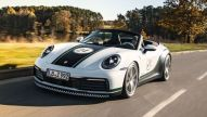 Speedart Porsche 911 Cabrio: Tuning