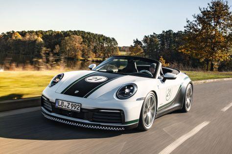 Porsche 911 von Speedart: getuntes Cabrio mit 485 PS im Test - autobild.de