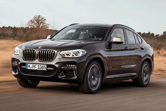 BMW X4 M40d 340 PS