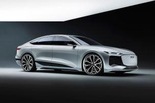 2023 bringt Audi den Elektro-A6