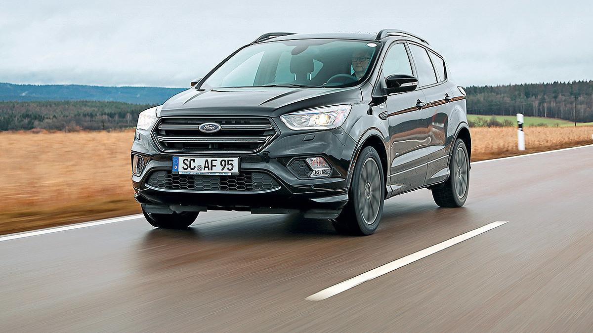 Ford Kuga im Gebrauchtwagen-Check: Stärken und Schwächen