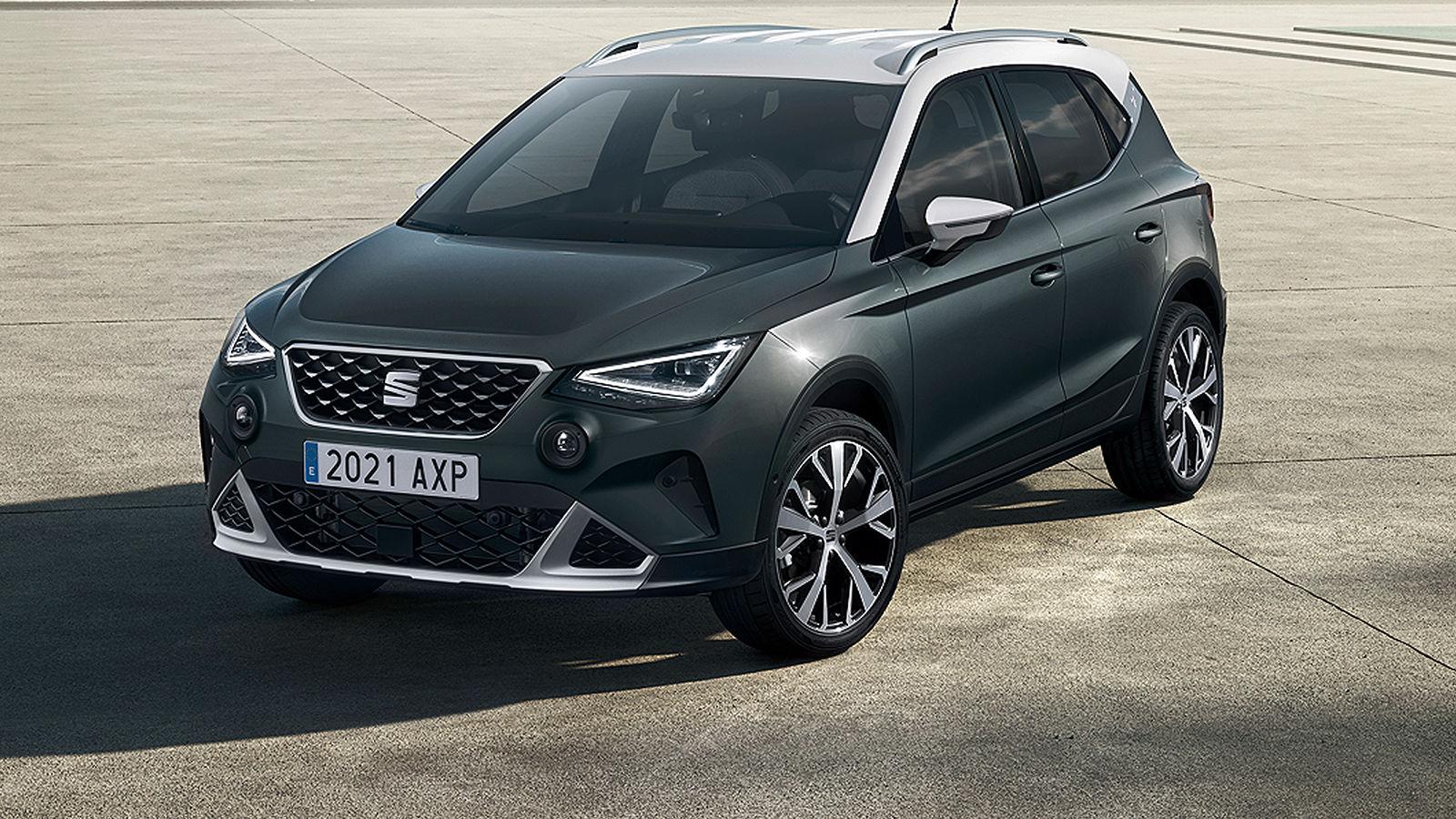 Seat Arona Facelift (2021): Trailer - Neuvorstellung - SUV ...