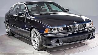 BMW M5 E39 zum Rekordpreis verkauft