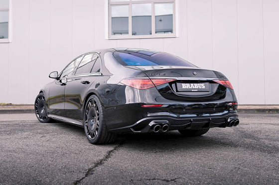 Brabus Mercedes S-Klasse W/V 223