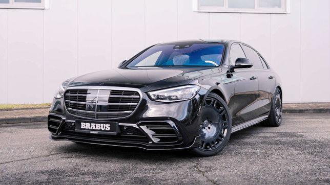 Brabus Mercedes S-Klasse W 223 (2021): Tuning
