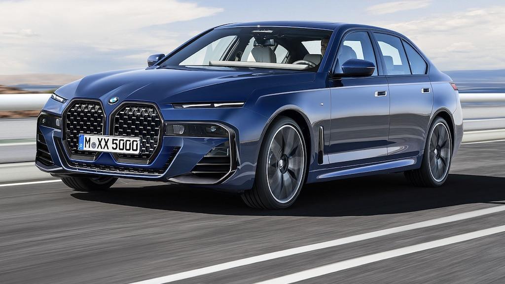 Kommt so der nächste BMW 5er?