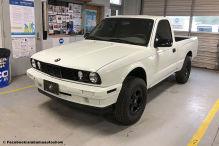 Toyota Tacoma BMW 3er E30