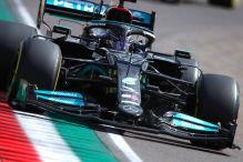 Formel 1: Qualifying, Imola