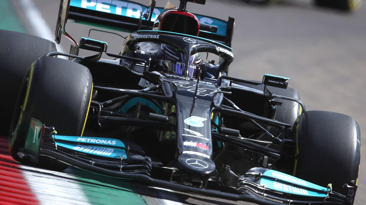 Formel 1 Qualifying in Imola: Hamilton bezwingt Red Bull