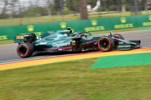 Vettel-Dilemma setzt sich bei Aston Martin fort