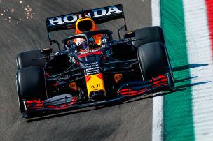 Verstappens erste Niederlage seit 2018