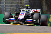 Formel 1: Mick Schumacher, Imola