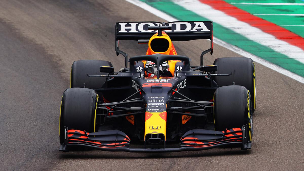 Formel 1 Imola: Verstappen gewinnt nach Hamilton-Fehler
