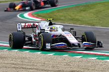 Formel 1: Mick Schumacher, Haas, Imola