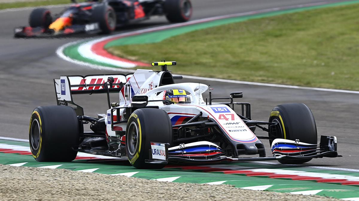 Formel-1-Mick-Schumacher-Haas-Imola-Schumacher-trauert-verpasster-Chance-hinterher
