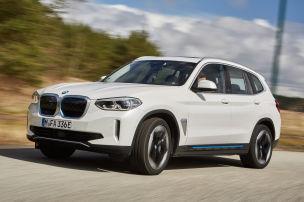 BMW iX3: Test