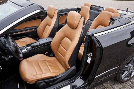 Mercedes E 350 CGI Cabriolet