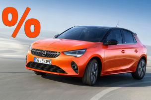 Opel Corsa-e schon ab 18.144 Euro